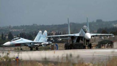 """الدفاع الروسية: ضبطز٦ طائرات مسيرة كانت تقترب من قاعدة """"حميميم"""""""